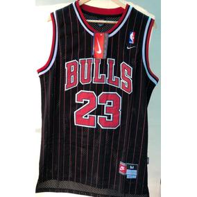 Camisa Original Chicago Bulls Preta Promoção - Calçados d3d15a23a83