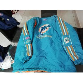 Delfinesdemiami Chamarra Starter Xl Dolphins Nfl Starte b7efb862465