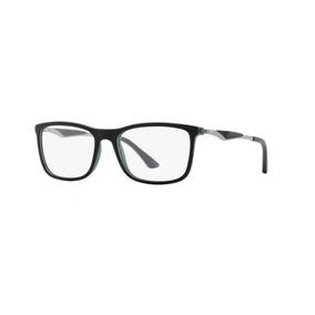 bfa518aacbc3c Oculos Rayban Justin Armacao Verde - Óculos no Mercado Livre Brasil