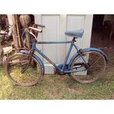 Antigua Bicicleta De Niño De Paseo