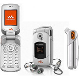 Celular Usado - Sony Ericsson W300 I Walkman Fliper