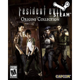 Resident Evil Origins Collection Español - Steam Cd Key