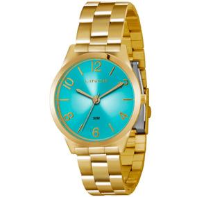 Relógio Lince Lrg4301l + Garantia De 1 Ano + Nf