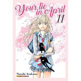 Your Lie In April - Edição 11