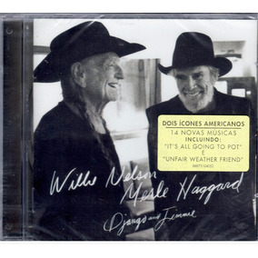Willie Nelson And Merle Haggard - Django & Jimmie
