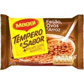 Lote C/ 40 Temp E Sabor Magg Fe