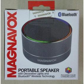 Corneta Portatil Magnavox (philips) Con Bluetooth Original