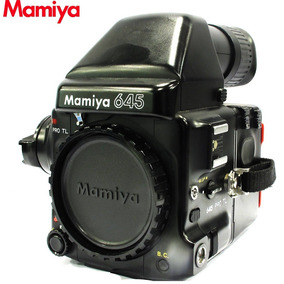 Câmera Mamiya 645 Pro Tl + Back 120
