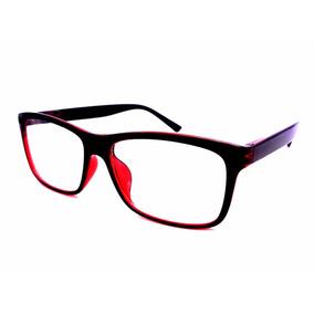Armação Cores Unissex Óculos Com Lentes Sem Grau Ótica 51077 92c189509c