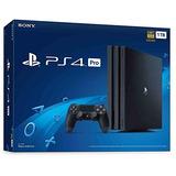 Consola Playstation Pro 1tb - Playstation 4 Standard Editio