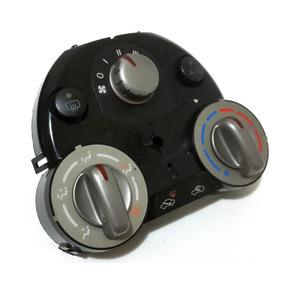 Máscara Com Botões Comando Ar Condicionado Nissan March Orig