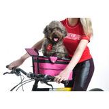 Cadeirinha Bike Dog Full Altmayer Para Cachorro