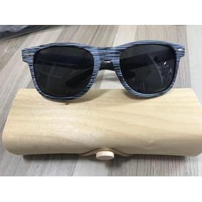 Oculos De Sol Estilo Madeira - Óculos no Mercado Livre Brasil a5c7fde128