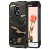 Samsung S5 Caso , A Prueba De Choques Armadura Ultra Híbrid