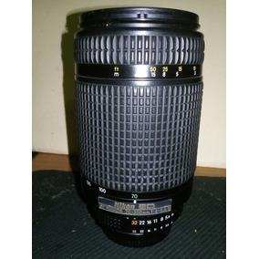 Lente Nikon Ed 70- 300 Mm 1:4 - 5.6 D