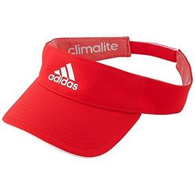 Vicera adidas Hombre Roja Clmlt Visor Ay6522 Climalite
