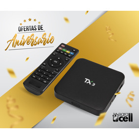 Tv Box Tx3 2gb Ram 16gb Interna Android ¡potentisimo!
