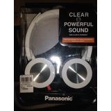 Auriculares Panasonic Rp-hxs400 Estéreoblanco Nuevo Bl