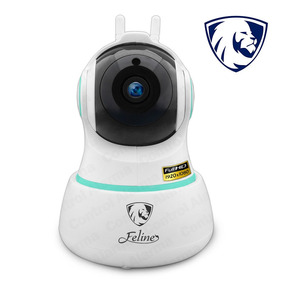 Camara Ip Espia 360 2mp Wifi Vision Nocturna Hogar Dvr 128gb