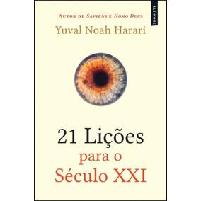 21 Lições Para O Século 21 (frete Grátis Para Todo Brasil)