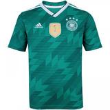 Camisa Alemanha 2018 Verde - Camisa Alemanha Masculina no Mercado ... c448ff1f3bad3