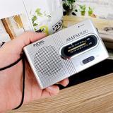 Radio Am/fm Receptor Mundial Altavoz - A Pila - Emergencia