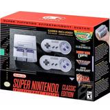 Super Nes Mini Original. Super Nintendo Mini Nuevo