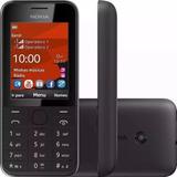 Celular Nokia De Dois Chp 3g 2 Chip Nokia 208 Usado