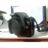 Camara Reflex Canon Eos Rebel T3 O 1100d, Muy Buen Estado.