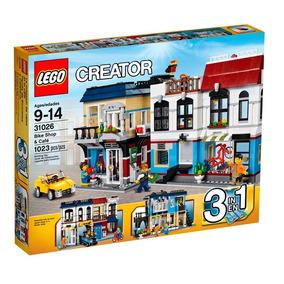 Lego Creator Original Bike Cafe - 31026