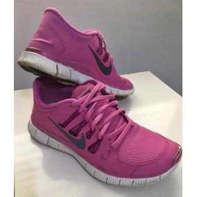 Tênis Nike Free 5.0 Feminino Original Tam 37 9a33ab9a4e708