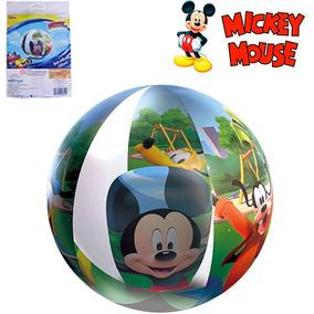 Bola De Praia 3d 40cm De Ø Mickey