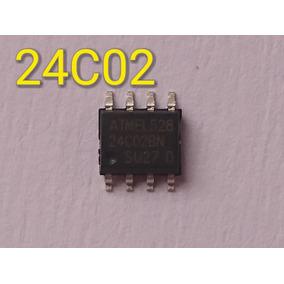 Eprom 24c02 10 Unidades
