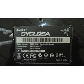 Teclado Gamer Razer Cyclosa Rz03 0041