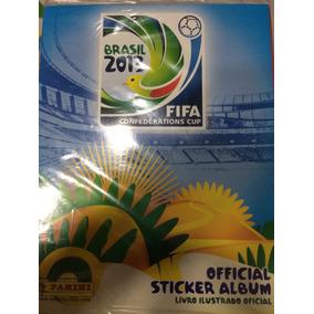 Lacrado! Álbum De Figurinhas Copa Das Confederações 2013