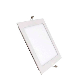 Panel Led ( 18w ) Cuadrada Incrustada Luz Blanca Deko
