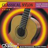 Paq.6 Cuerdas Nylon .p-g Acustica