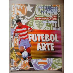 Revista Futebol Arte Ano 2 N 1 - 1997