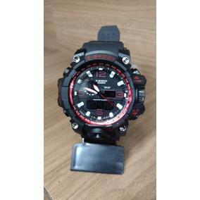Relógio G-shock Mudmaster Gwg-1000-1a 1 Linha Top Resistente