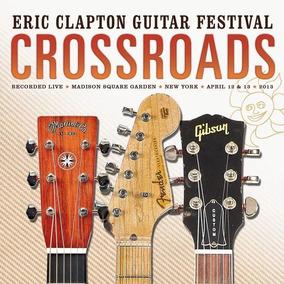 Cd Eric Clapton E Mais- Crossroads New York 2013 Album Duplo