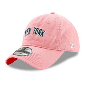 New Era Yankees Mlb Gorra Neyyan Pink Dama 9twenty Nueva f86acbbb261