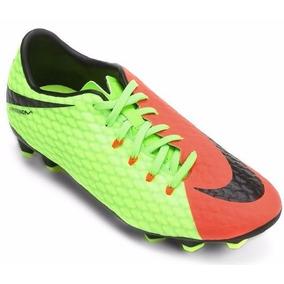 b1f24ea3e91d8 Chuteira Nike Hypervenom Phelon Iii 3 Fg Df Campo Original ...
