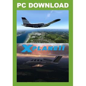 Simulador De Avião X-plane 11 Completo + Pacote Addons