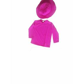 Kit Com 3 Peças Bebé Com Proteção Uv Upf 50+ 742d63347a23c