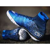 Nike Superfly Mercurial Diamond Cr7 Zapatillas Originales 9e33643f46290