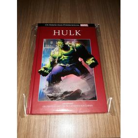 Hq Os Heróis Mais Poderosos Da Marvel Nº4 - Hulk (seminovo)