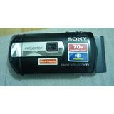 Videocamara Handycam Sony Dcr Pj6 Proyector