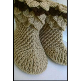6f51596765980 Sola Pra Pantufa De Croche no Mercado Livre Brasil