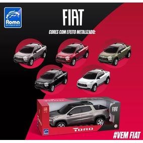 Carrinho De Brinquedo - Fiat Toro - 38cm