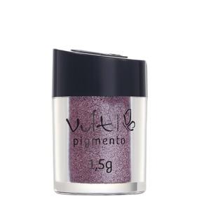 Vult Make Up 07 Cintilante - Pigmento 1,5g Beleza Na Web